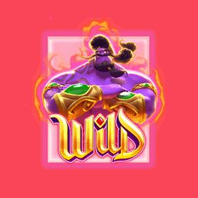 Genie's 3 Wishes คุณสมบัติของ Wild
