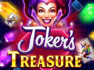 รีวิวSPADE GAMING : Joker's Treasure