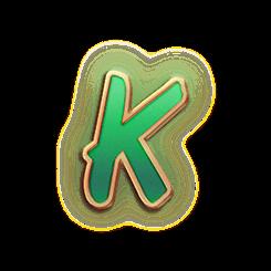 สัญลักษณ์ K